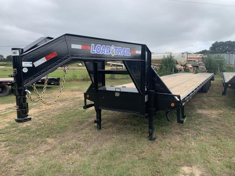 2022 Load Trail GP0240 40' GOOSENECK FLATBED MAX RAMPS 25.9K
