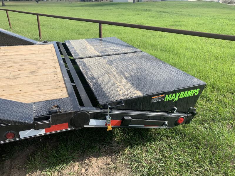 2021 Load Trail 102X22 LOWBOY MAX RAMPS 14K