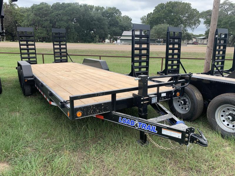 2021 Load Trail XH8320 83X20 LOWBOY 14K STAND UPS