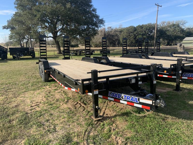 2021 Load Trail 83X24 LOWBOY STAND UP RAMPS 14K