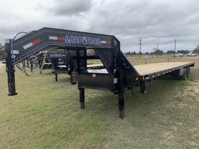 2021 Load Trail 40' FLATBED AIR RIDE W/ LIFT 25.9K