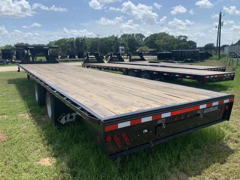 2021 Load Trail GH0236 36' FLATBED 15K AXLES STRAIGHT DECK