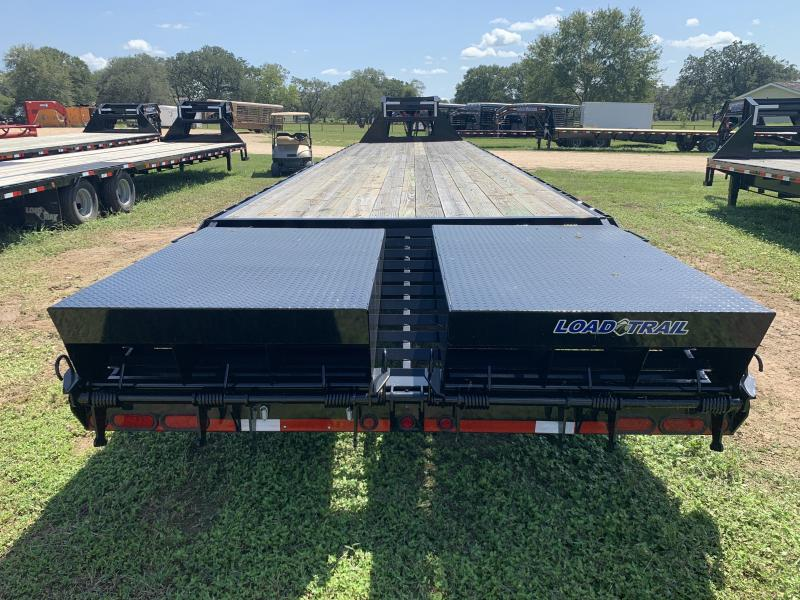 2020 Load Trail 40' FLATBED MAX RAMPS AIR RIDE