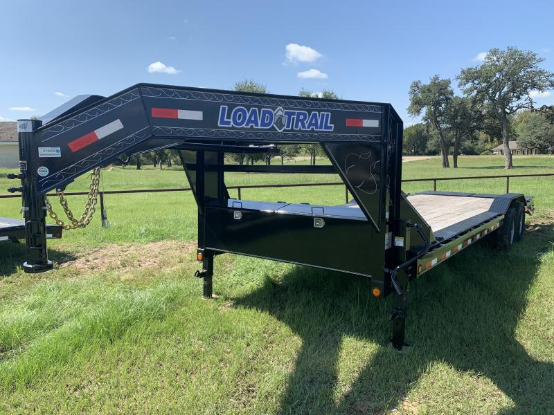 2021 Load Trail 26' LOWBOY GOOSENECK MAX RAMPS