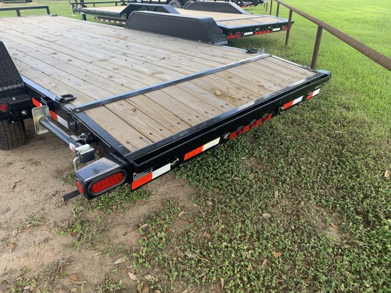 2021 Load Trail 83X20 14K LOWBOY SLIDE IN RAMPS