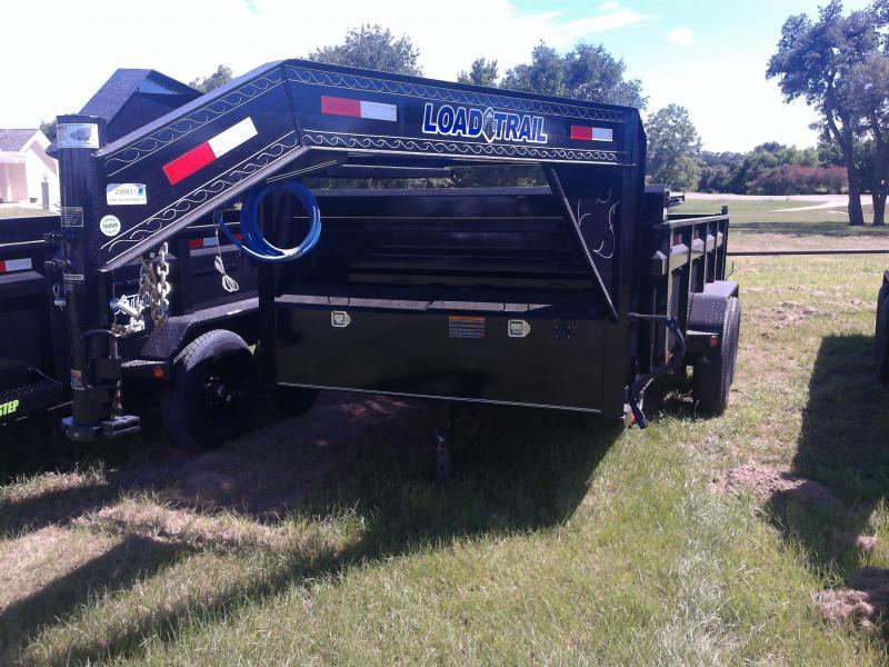 2020 Load Trail 83X14 G. DUMP 14K