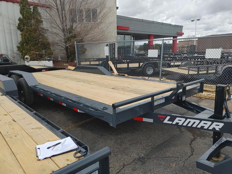 2021 Lamar Trailers Equipment Hauler 14K