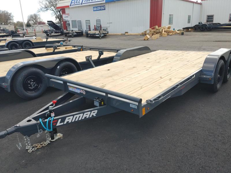 2021 Lamar Trailers Econo Car Hauler 7K Car / Racing Trailer