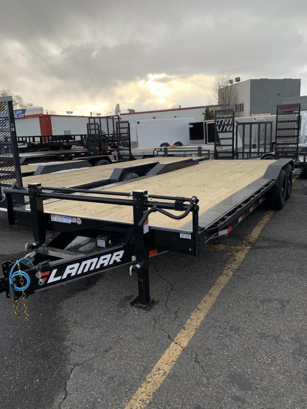 2021 Lamar Trailers Equipment Hauler 16K