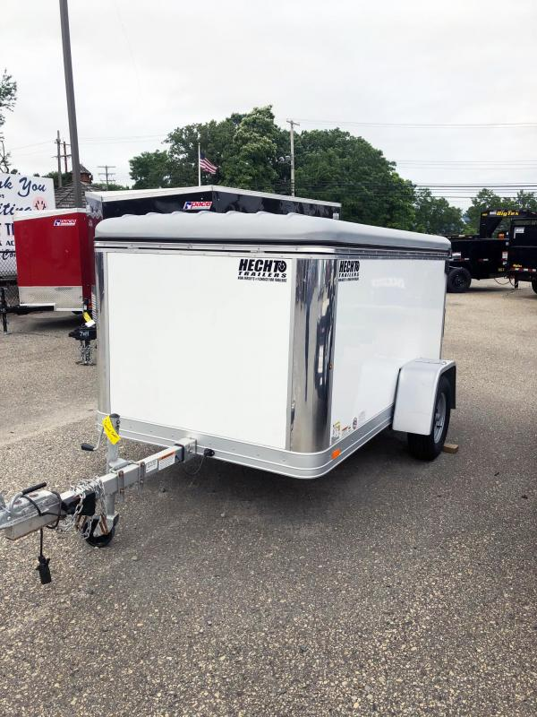 2016 Haulmark 5x8 FLAIR TRAILER Enclosed Cargo Trailer