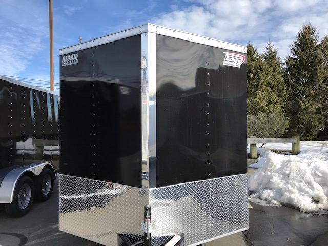 2022 Bravo Trailers 7X14 ST TA2 V APP BLACK Enclosed Cargo Trailer