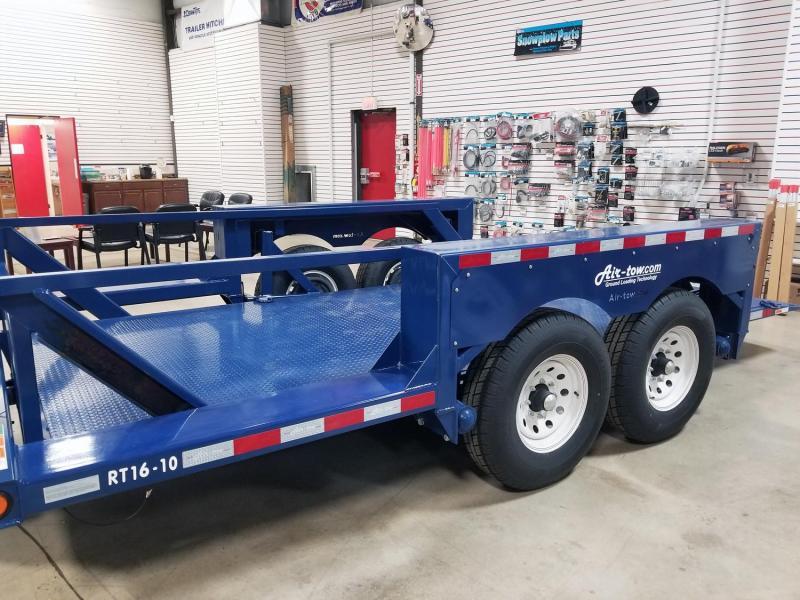 2019 Air Tow UT 6X16 T16-9 BLUE Utility Trailer