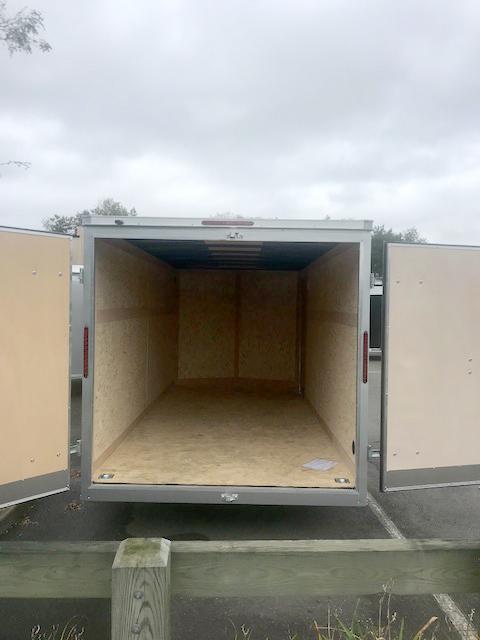 2022 Haulmark 7X16 PPD T2 SILVERFROST Enclosed Cargo Trailer