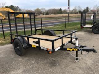 2021 Big Tex Trailers 5X8 / 30SA Utility Trailer