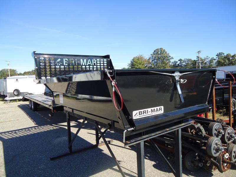 2021 Bri-Mar DI-100-8 Dump Trailer