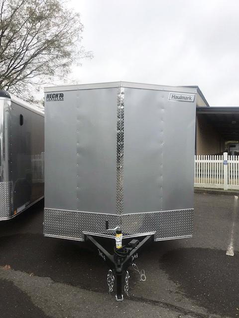 2022 Haulmark 7X14 PPD T2 SILVERFROST Enclosed Cargo Trailer