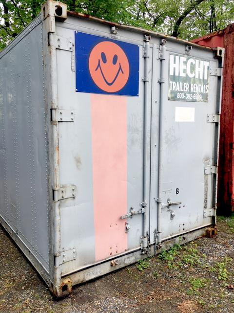USED 40 FOOT CONTAINERS FOR SALE