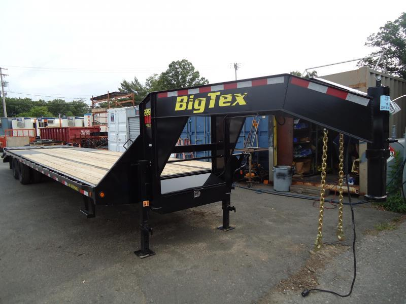 2021 Big Tex Trailers EH 8.5X35 22GN 30BK+5MR MEGA BLACK Equipment Trailer