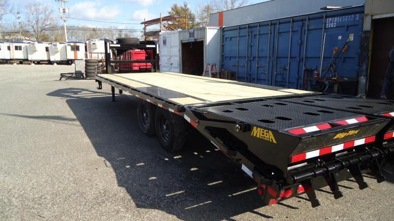 2020 Big Tex Trailers EH 8.5X25 14GN 20BK+5MR MEGA BLACK Equipment Trailer