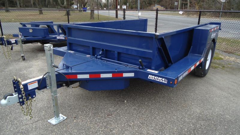 2021 Air Tow 6x12 S12-55 Single Axle Utility Trailer