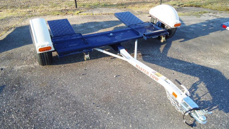 2021 Master Tow TD 80THDLR NO BRAKES Tow Dolly