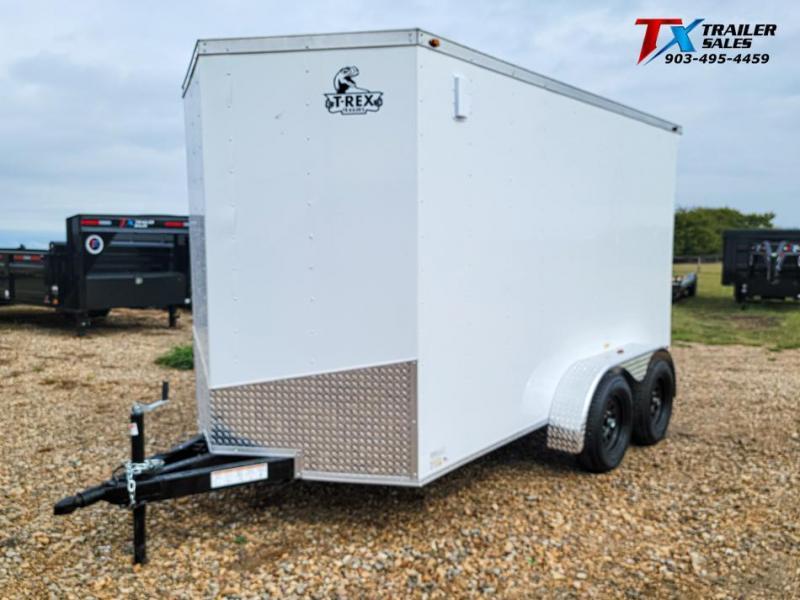 2021 T-Rex Trailers 6' X 12' X 78'' T-REX ENCLOSED CARGO 7k Enclosed Cargo Trailer