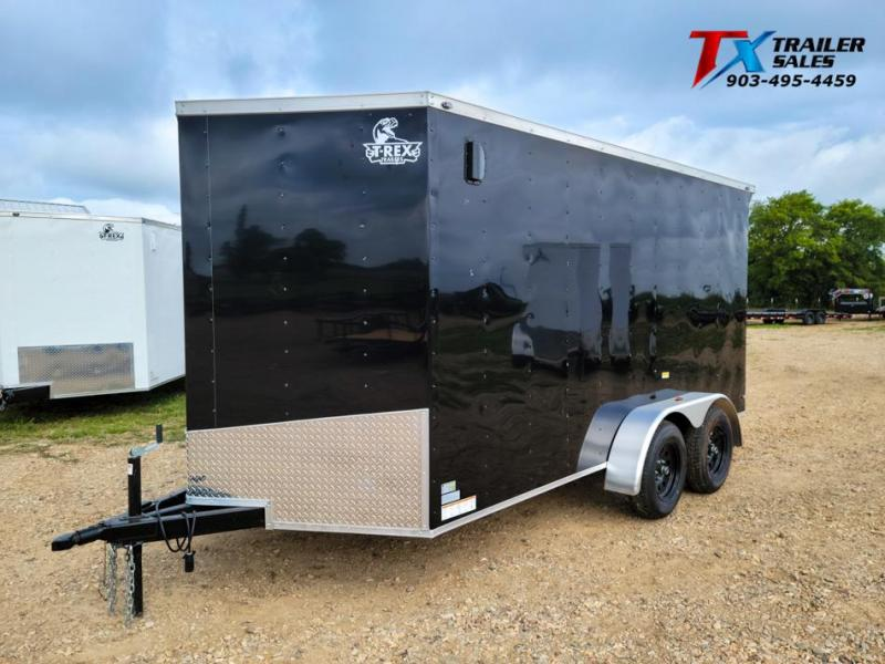 2021 Other 7' X 14' X 6'6'' T-REX ENCLOSED CARGO Enclosed Cargo Trailer