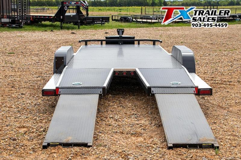 "2021 East Texas 83"" X 20' DREAM HAULER 7K Car / Racing Trailer"