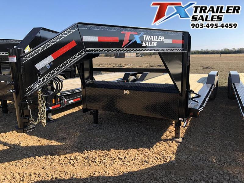"2021 East Texas 102"" X 24' CAR HAULER/EQUIPMENT 14K Equipment Trailer"