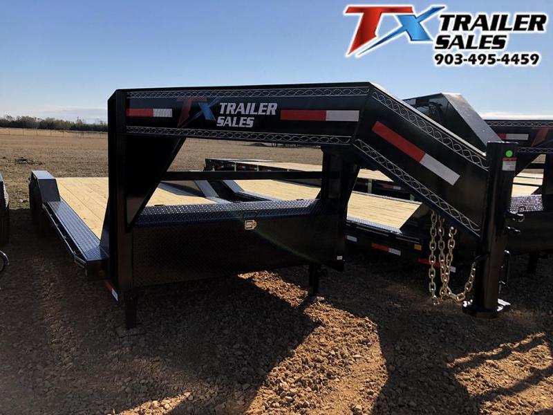 "2021 East Texas 102"" X 24' CAR HAULER/EQUIPMENT 14K Equipment Trailer"