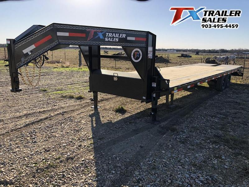 2021 East Texas 102'' x 30' 14k Flatbed Trailer