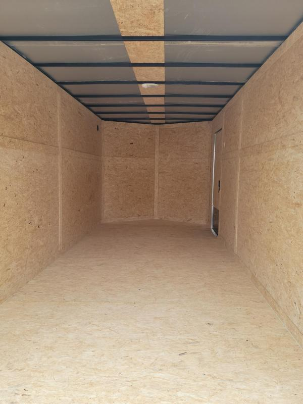 2021 Other 7' X 16' X 78'' T-REX ENCLOSED CARGO Enclosed Cargo Trailer