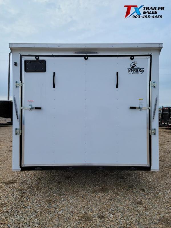 2021 T-Rex Trailers 8.5' X 18' X 78'' T-REX ENCLOSED CARGO 10k Enclosed Cargo Trailer