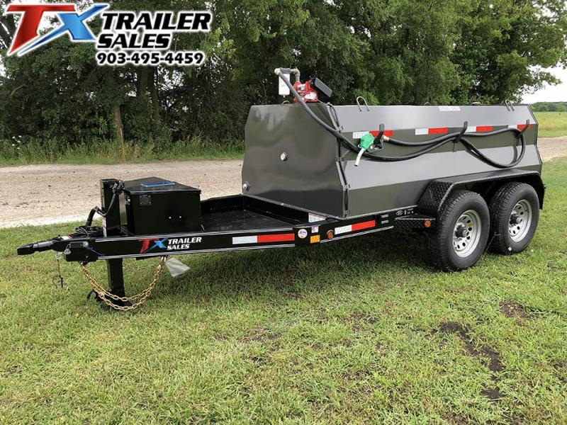 2021 East Texas 5 X 10 DIESEL TANK TRAILER WITH 990 GAL TANK 12 Other Trailer