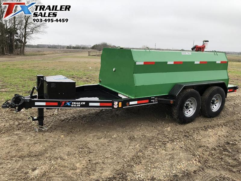 2021 East Texas 5 X 10' Diesel Tank Trailer 990 GAL Other Trailer