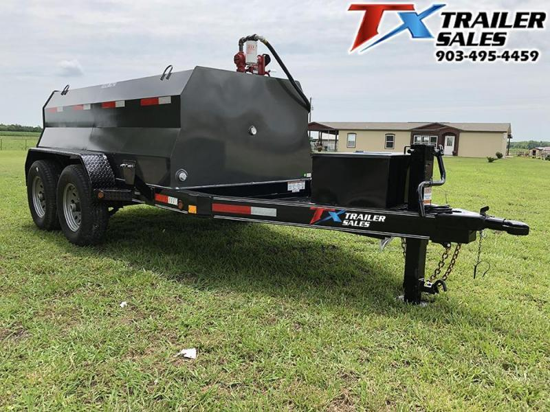 2020 East Texas 5 X 10 DIESEL TANK TRAILER WITH 990 GAL TANK 12 Other Trailer