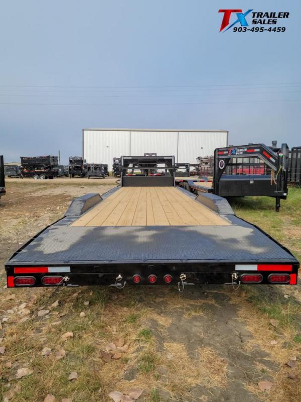 "2022 East Texas 102"" X 34' GN LOW BOY EQUIPMENT 14K Equipment Trailer"