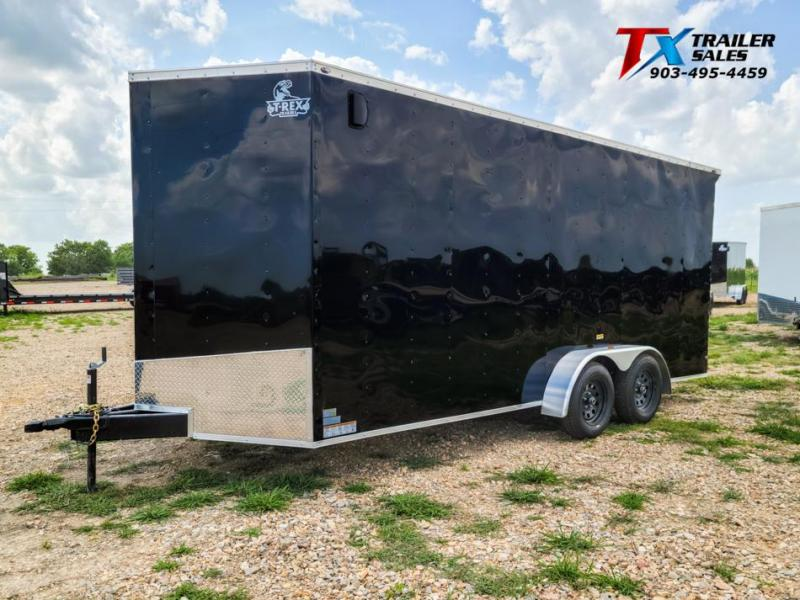 2021 Other 7' X 18' X 7' T-REX ENCLOSED CARGO Enclosed Cargo Trailer