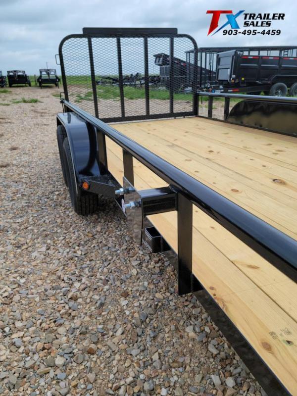 "2022 East Texas 83"" X 16' UTILITY 7K Utility Trailer"