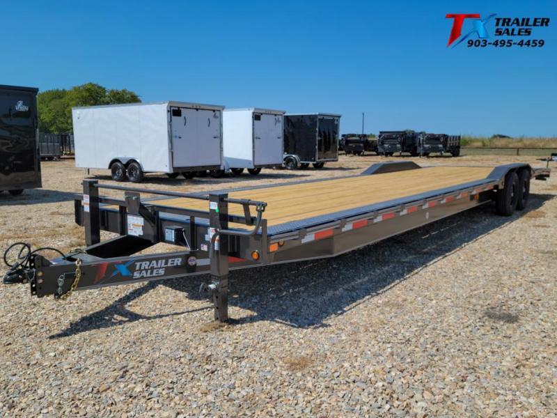 "2022 East Texas 102"" X 36' CAR HAULER/EQUIPMENT 14K Equipment Trailer"