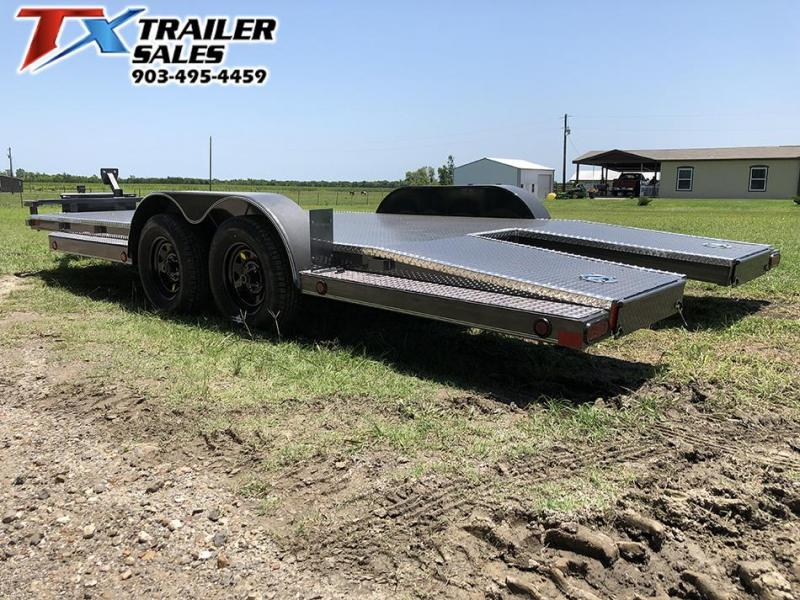 "2021 East Texas 83"" X 20' DREAM HAULER 7K Car / Racing Trailer"