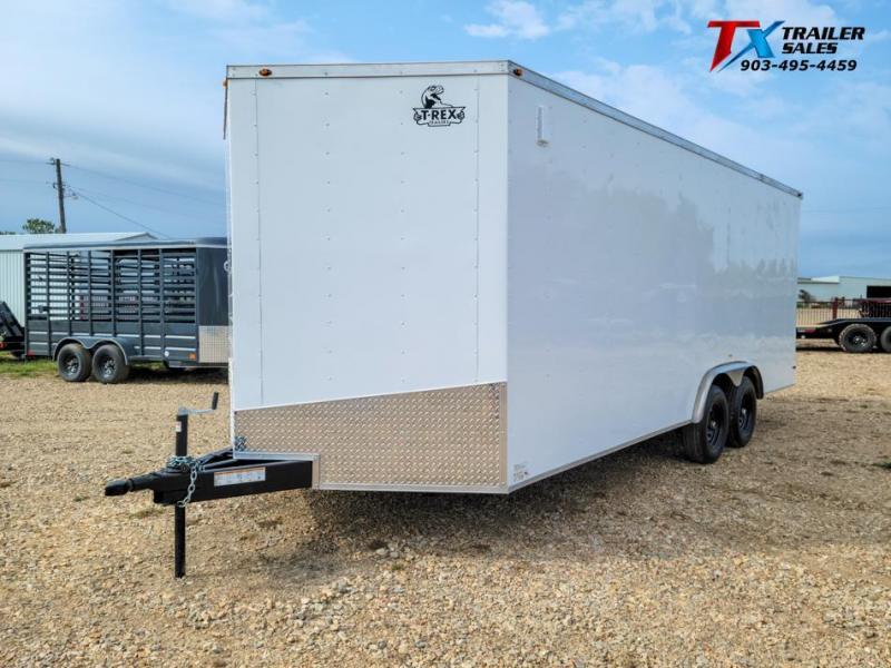 2021 T-Rex Trailers 8.5' X 20' X 84'' T-REX ENCLOSED CARGO 10k Enclosed Cargo Trailer