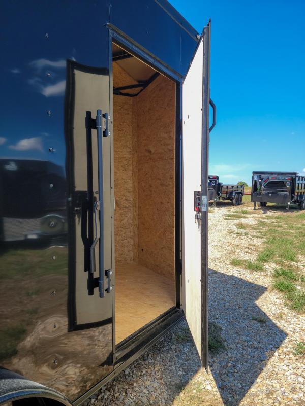 2021 T-Rex Trailers 7' X 14' X 84'' T-REX ENCLOSED CARGO 7k Enclosed Cargo Trailer