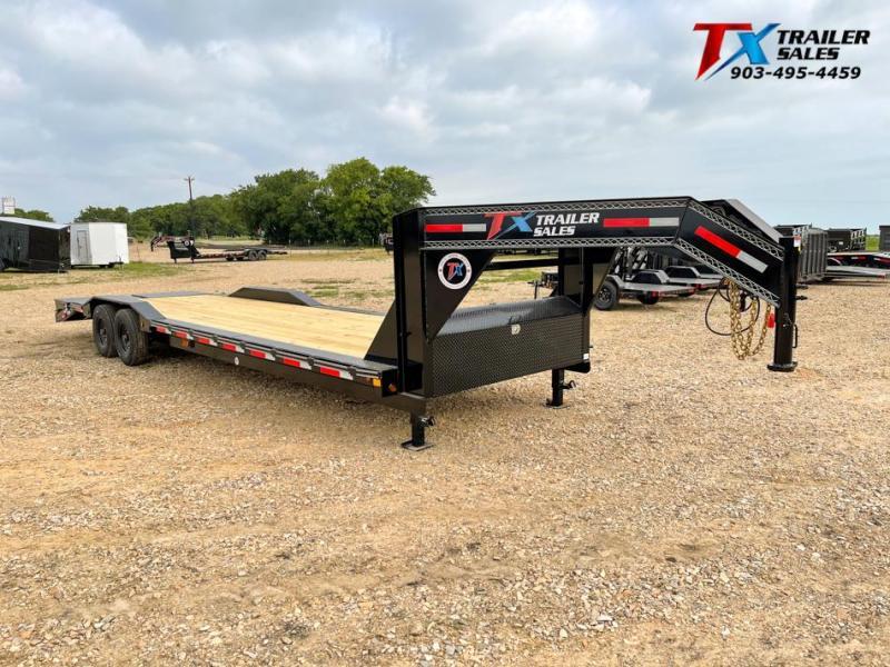 "2022 East Texas 102"" X 30' GN LOW BOY EQUIPMENT 16K Equipment Trailer"
