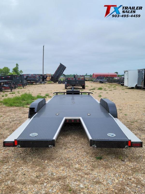 "2021 East Texas 83"" X 22' DREAM HAULER 7K Car / Racing Trailer"