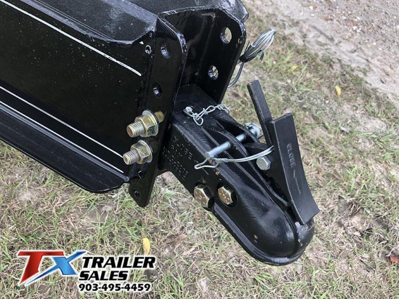 2021 East Texas 102 X 20 BP DECK OVER 14K Flatbed Trailer