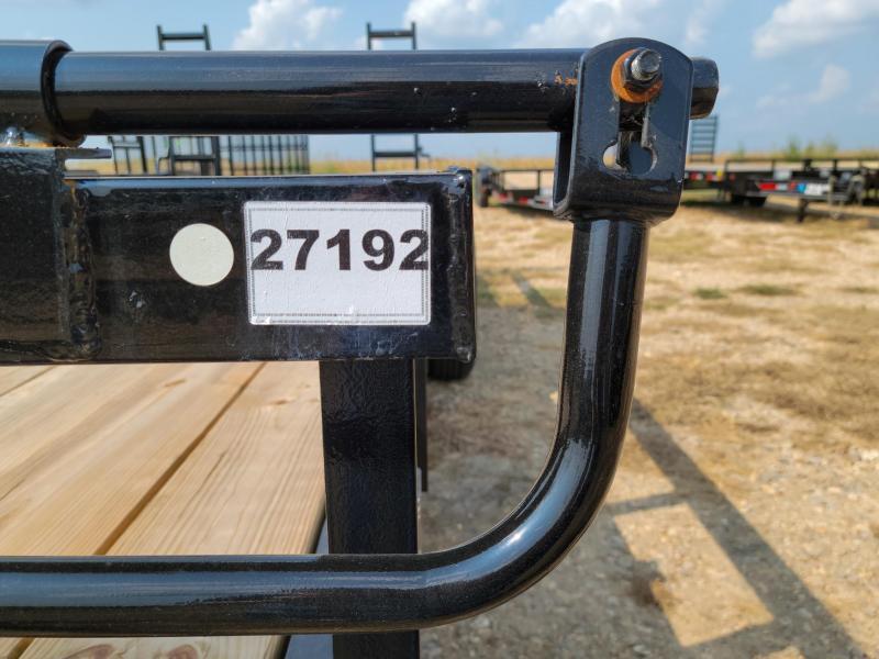 "2022 East Texas 83"" X 20' UTILITY 14K Utility Trailer"