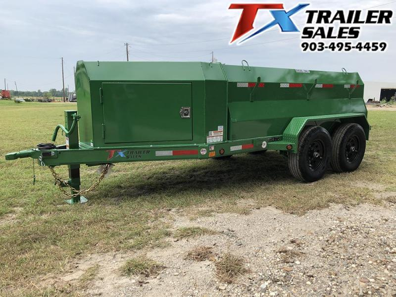 2021 East Texas 5' X 10' DIESEL TANK TRAILER WITH 990 GAL TANK 12 Tank Trailer