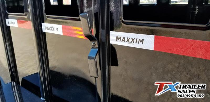 2021 Maxxim Industries 6' 8'' x 24' Livestock Trailer