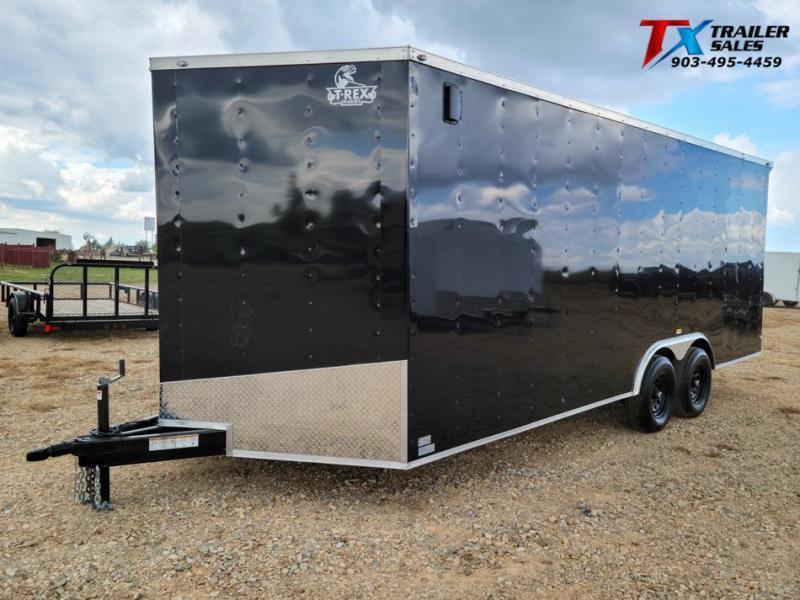 2021 T-Rex Trailers 8.5' X 20' X 74'' T-REX ENCLOSED CARGO 10k Enclosed Cargo Trailer